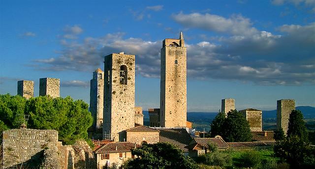 San Gimignano, la città delle torri