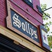 Solly's Tavern Sign