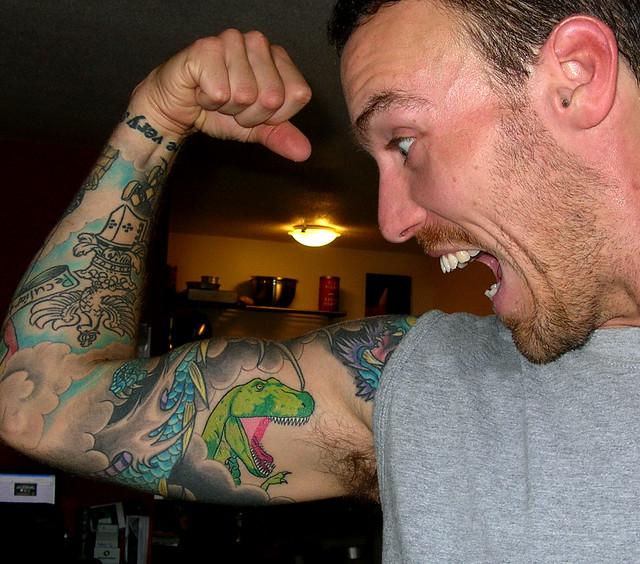T-Rex Tattoo (4)