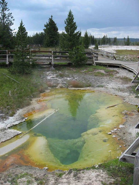 Yellowstone (West Tumb)