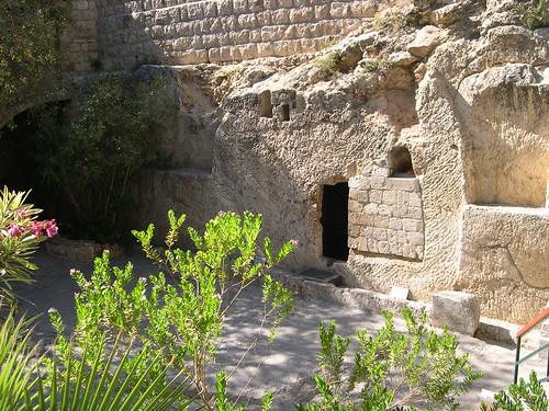 Jesus' Tomb by upyernoz, on Flickr