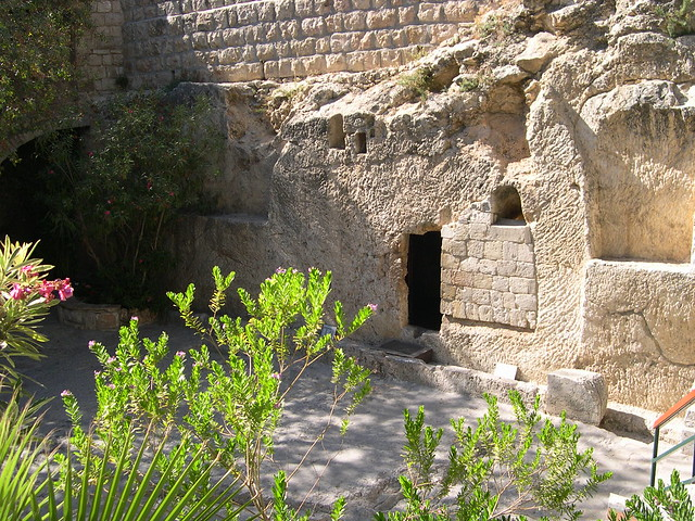 Jesus's Tomb from Flickr via Wylio