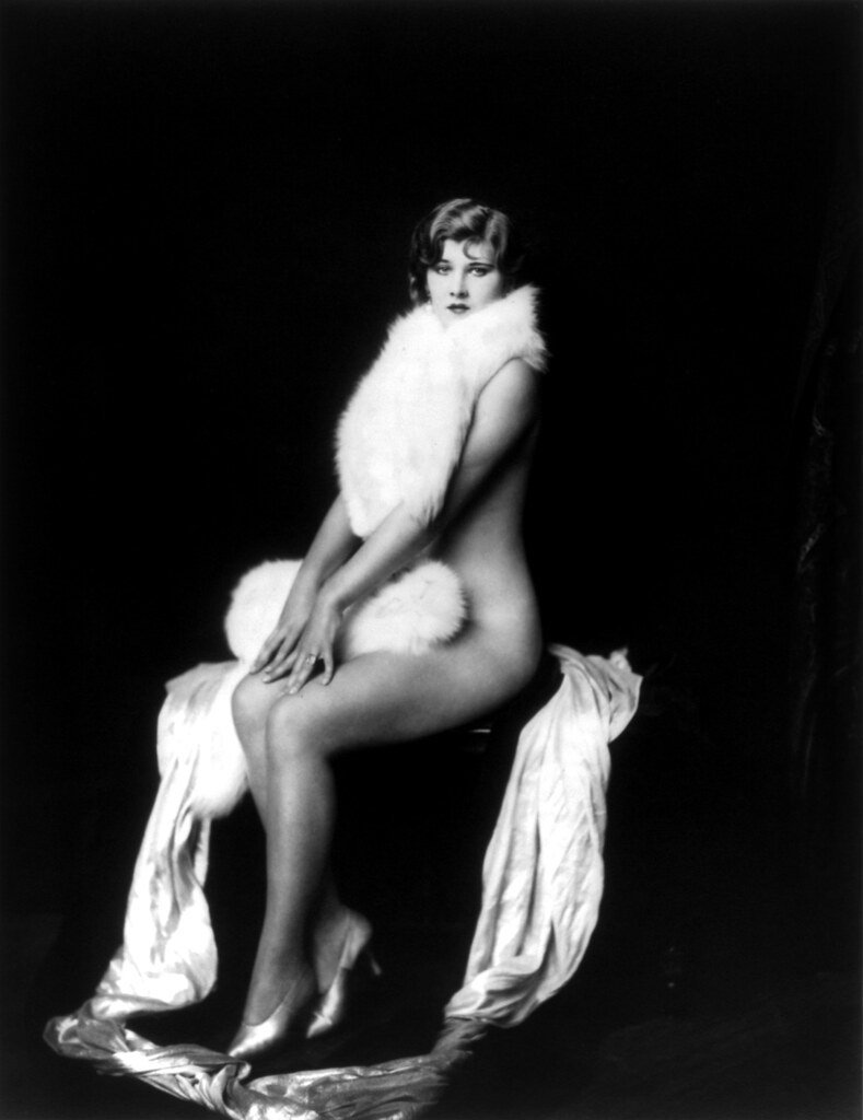 Ziegfeld girls nudes are right