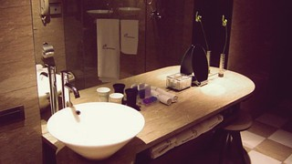 Superior King Bathroom - Les Suites Taipei, Ching Cheng