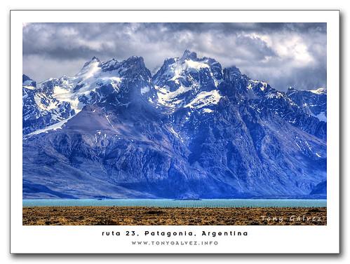 ruta 23, Patagonia