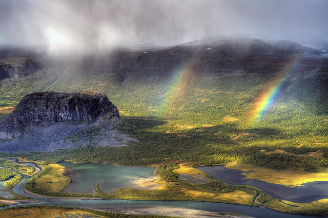 Nammatj, Sarek National Park