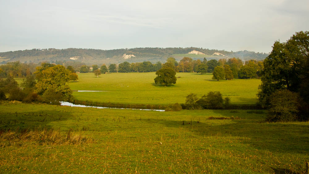 River Mole and the North Downs