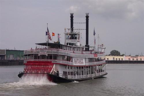 El Natchez es el barco más famoso e importante de todo el río Mississippi, ... hace una ruta desde Nueva Orleans hasta el estado de Tennessee ... y orgullosamente ondea la bandera española junto a la estadounidense. Nueva Orleans, ¿French o ... Spanish Quarter? - 2988746337 401c80401a - Nueva Orleans, ¿French o … Spanish Quarter?