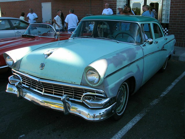 1956 ford customline 2 door hardtop for 1956 ford customline 2 door hardtop