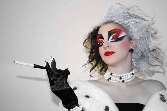 Cruella de Vil by Orsolya Szutor