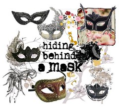 hiding behind a mask by its.catii