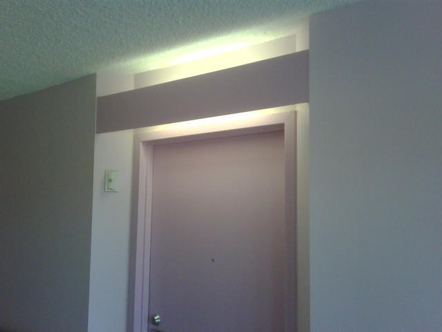 Peinture de porte commerciale peinture commerciale int rieure flickr ph - Peinture pour porte interieure bois ...