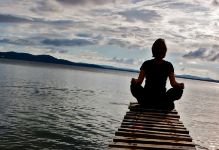 Meditation is a healthy way to Overcome Depression