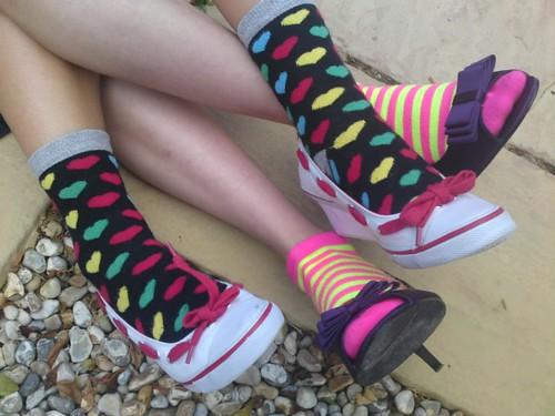 Feet disco by kaye8080