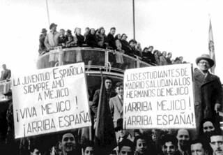 Vuelo inaugural de Iberia México-Madrid (1950)