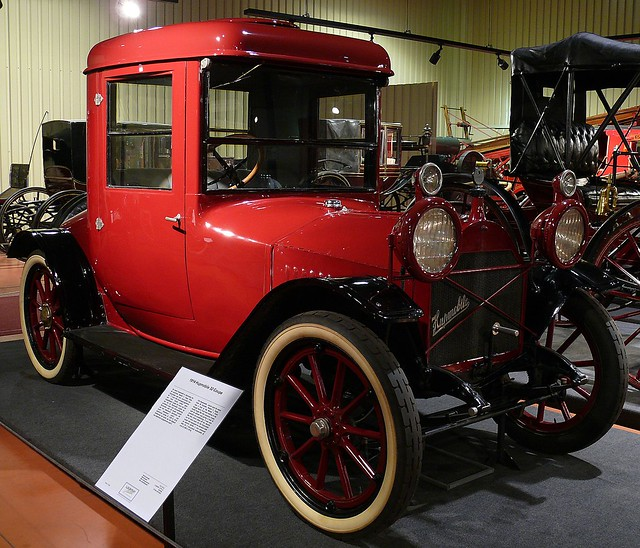 Hupmobile 32 COUPE 1914