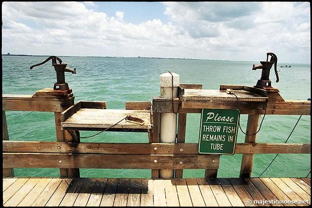 Fishing pier sanibel island flickr photo sharing for Sanibel fishing pier
