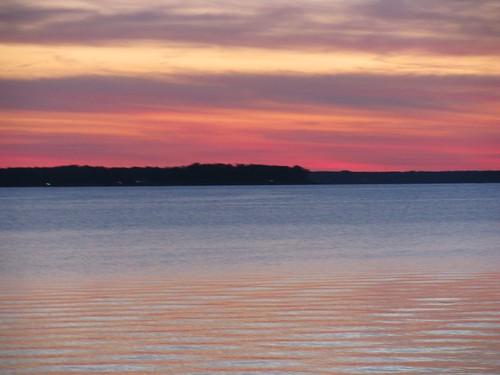 sunset river twilight gwynnsisland msh0608 msh060817