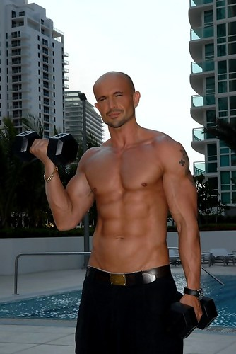 Fitness Model Joe DiAngelo by LoveMiami