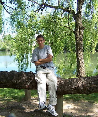 John by the Duck Pond