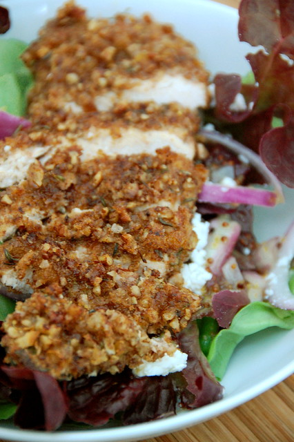Pecan Crusted Chicken Salad | Flickr - Photo Sharing!