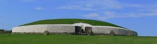 Front Newgrange