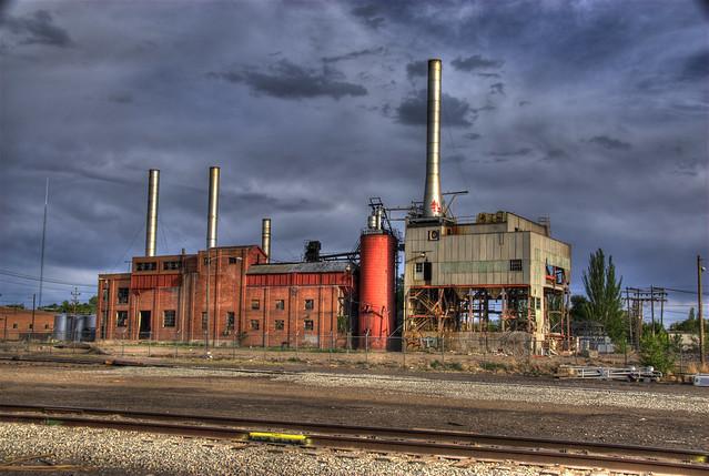 Old Power Plant Alamosa Colorado Flickr Photo Sharing
