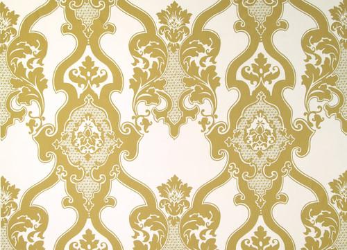 Gold wallpaper designs 2017 grasscloth wallpaper for Gold wallpaper designs
