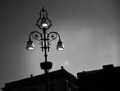 Streetlight at Otranto