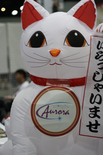 Anime Expo: Cat