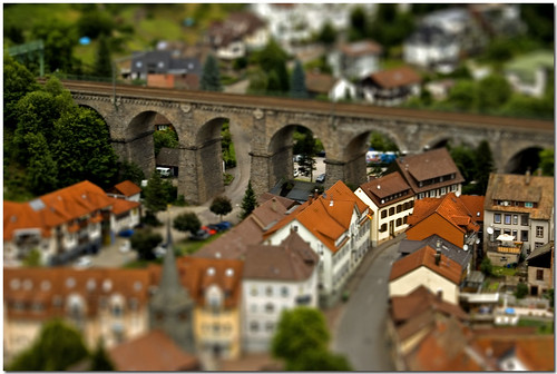 Another Hornberg Fake Tilt-Shift