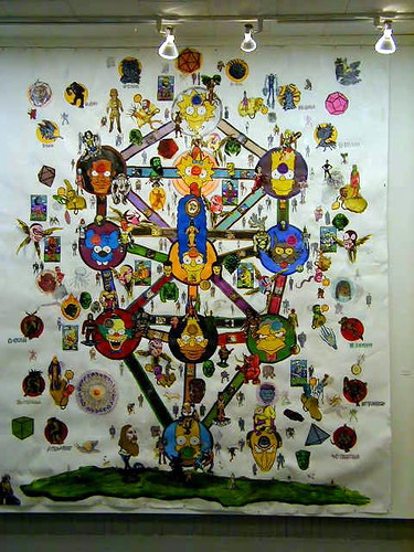 Tree of Life by tetragramm