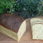 Sunflower Seed-Orange Bread