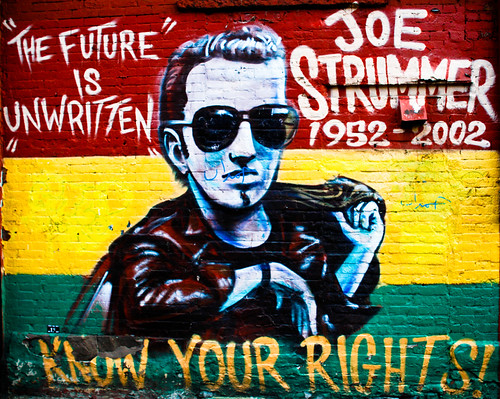 The Future is Unwritten : Joe Strummer