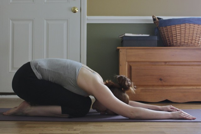 how to get rid of lower back pain with thoracic stretches