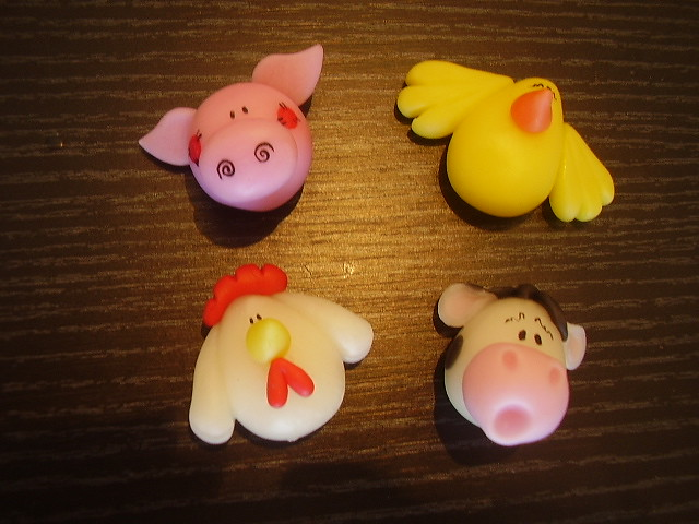 Animalitos en porcelana fria | Flickr - Photo Sharing!