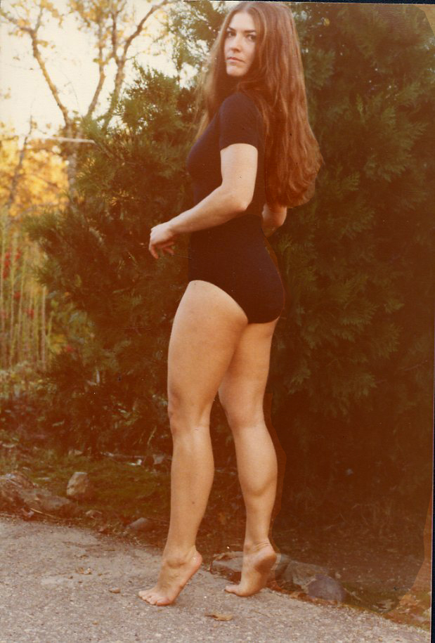 Nude oiled babes in bikinis