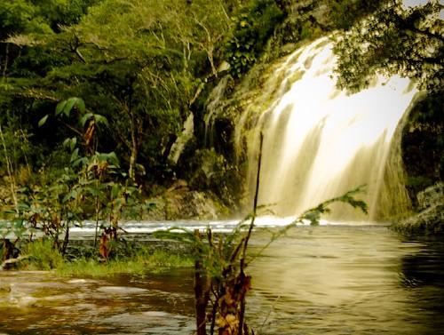 Brazil waterfalls