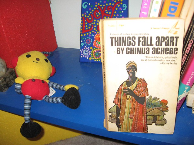 an analysis of the cultures of the world and the book things fall apart by chinua achebe In things fall apart by chinua achebe, women of the igbo tribe are terribly mistreated, and viewed as weak and receive little or no respect outside of their role as a mother tradition dictates their role in life these women are courageous and obedient these women are nurturers above all and they .