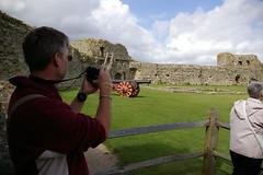 Prevensey Castle