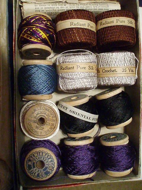 Silk Crochet Thread Crochet For Beginners