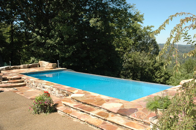 Island breeze ii 1h viking pools rectangle design for Pool design virginia