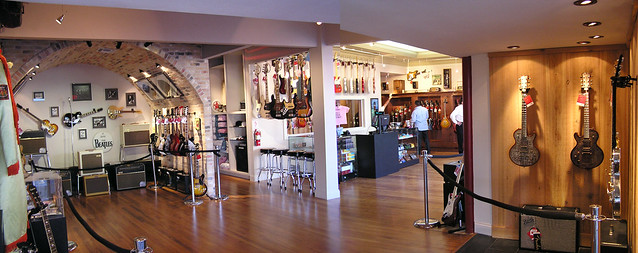 Photo:Redbone Guitar Boutique Showroom By Howdy, I'm H. Michael Karshis