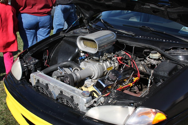 Chrysler Intrepid With V8 And Rwd Conversion Chrysler