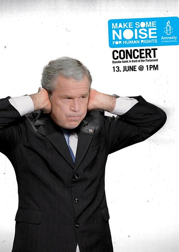 Amnesty International Concert/Bush