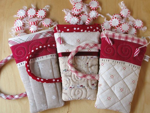 Peppermint Pouches