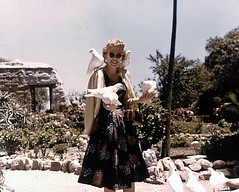 Tourist, Mission San Juan Capistrano, circa 1965