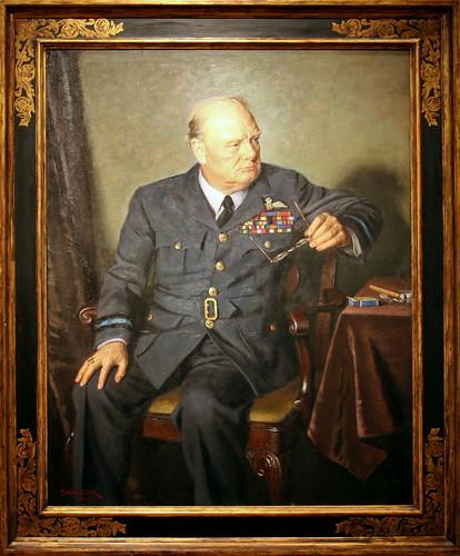 Sir Winston Churchill