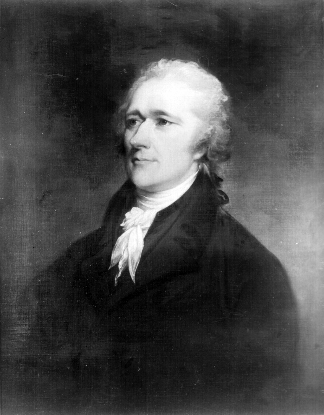 alexander hamilton facts of the revolution