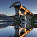 Falkirk Wheel HDR 7
